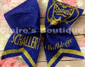 Schallert cheer bow (Royal)