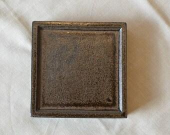Platform plate SS