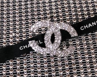 Rhinestone Brooch and Earring Set, Fashion Jewelry, Designer fashion jewelry,wedding brooch Set, free shipping, chanel brooch