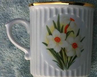 Original Bohemia 'Made in Czech Republik' March coffee cup