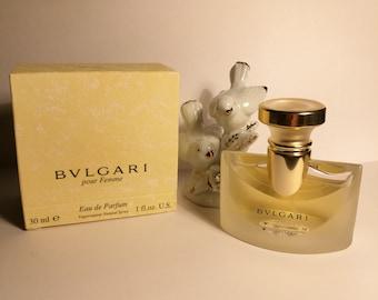 Bvlgari pour Femme by Bvlgari 30ml EDP Spray VINTAGE
