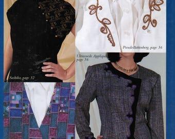 Sew Easy Embellishments by Nancy Zierman