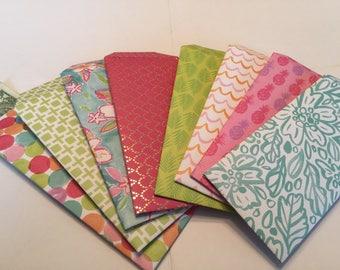 8 happy Envelopes