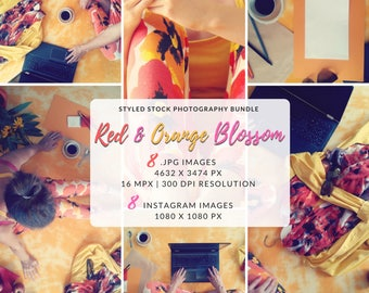 Office Styled Stock Photos, Laptop Photos, Styled Desktop, Styled Social Media, Instagram Bundle, Photos For Websites, Social Media Photos