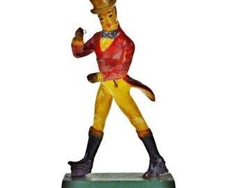 Vintage 1930's Johnnie Walker Back Bar Statue