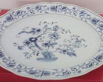 Double Phoenix Ironstone Ming Tree Platter