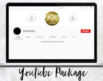 Youtube Banner | Youtube Package | Youtube Entrepreneur
