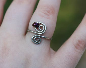 Simplicity Wire Rings