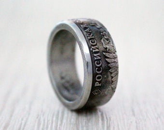 "Coin ring ""Russian Federation"""