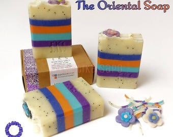 Handmade soap, handcraft soap, artisan soap, Eklektika sapo, The Oriental Soap, luxury soap, made in Italy, organic, homemade, natural soap