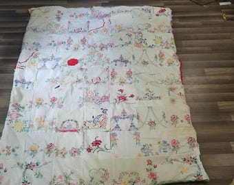 40x60 inch Memory Quilt