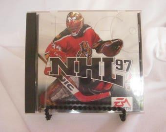Vintage NHL 97 Computer Game