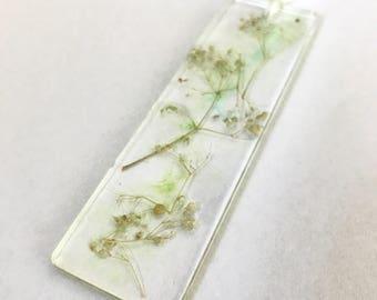Handmade Bookmark - Nature