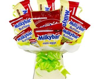 Milkybar Chocolate Bouquet Hamper