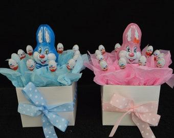 Easter Kinder Surprise Bouquet