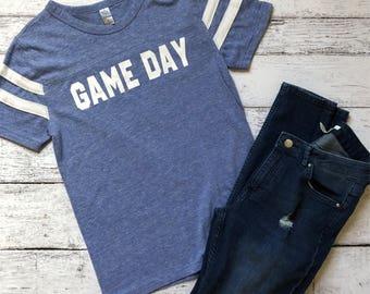 Game Day Shirt / Football Shirt / Fall Shirt / Mom T-Shirts / Graphic Tees / Unisex Tees / Friday Night Lights Shirt / Team Shirt /
