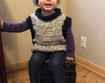 Crochet Toddler Top!