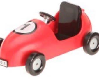 Miniature Dollhouse Ride In Pedal Car