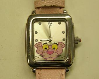 Pink Panther Ladies Wrist Watch