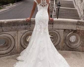 Wedding dress | Etsy