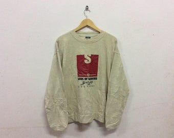 Vintage Soul of Surfer yage Sweatshirt