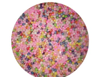 Bubblegum funfetti frosting