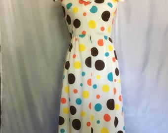 Lottie Dottie Maxi Dress
