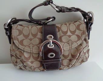Vintage COACH Bag , 90s Vintage Bag, Vintage coach bag, COACH shoulder bag