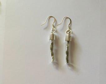 White Sage Earrings