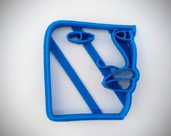 Conceited Reaction Meme Cookie Cutter