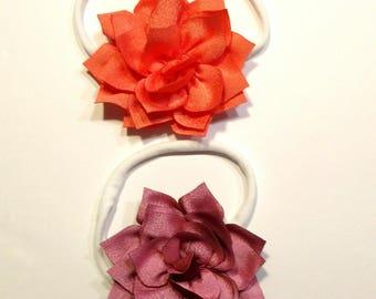 Flower headband / headband / flower / girl headband / baby headband