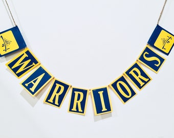 Golden State Warriors Garland