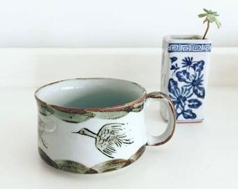 Australian pottery milk jug/creamer
