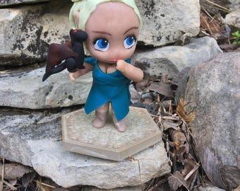 Chibi Daenerys Targaryen