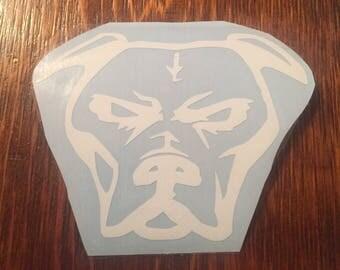 4inch vinyl sticker