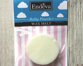 Baby Powder Scented Wax Melt