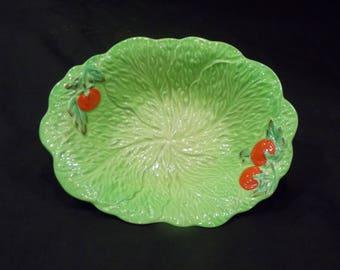 Beswick Ware Lettuce and Tomato Bowl
