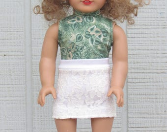 Holiday Outfit for 18 inch dolls