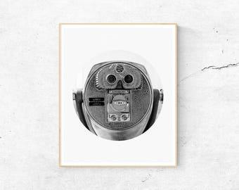 Black and White Print, Modern Print, Black and White, Digital Download