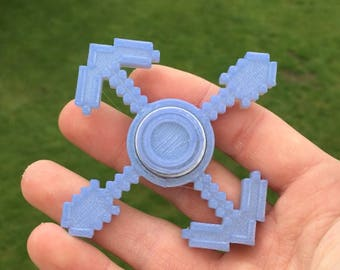 Minecraft Fidget spinner | new spinner | custom fidget | edc | minecraft toy | hand spinner | minecraft | fidget toy | fidget cube | cool