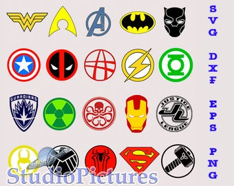 superhero svg, superhero logo svg, superhero shirt svg, avengers svg, batman logo clipart, spiderman clipart, superman, svg, svg shirts,
