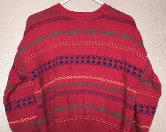 Cropped ugly sweater size small!