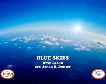 Brass Quintet - Blue Skies