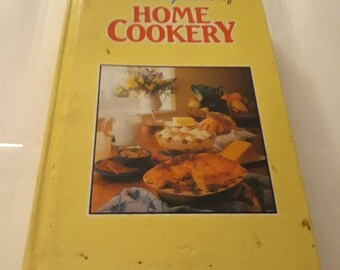 1996 The Dairy Book Of Home Cookery