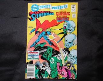 D.C. Comics Presents #60 D.C. Comics 1983