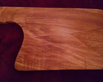 Handcrafted Rustic Cutting Board