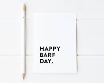 Funny Birthday Card/ Printable Birthday Card/ Simple Card/ Humor Card/ Modern card/ Card for friend/ Card for her/ Card for him