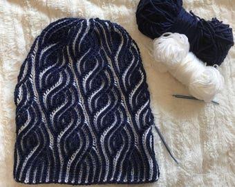 Liguria Brioche Hat