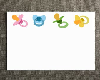 Binky Note Cards