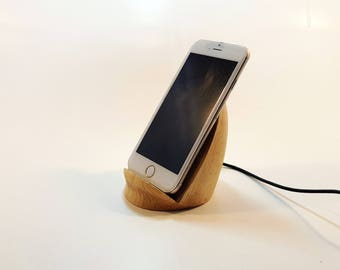 Wood Iphone stand.Wood wireless phone stand.Pine Iphone stand. iPhone stand. Wood iPhone stand. Wireless iPhone Stand.iPhone Stand.